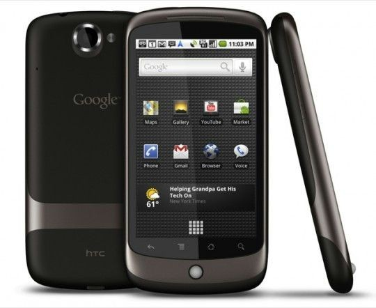 Come ottenere i permessi root sul HTC Google Nexus One